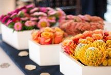 centerpieces. / wedding and party centerpiece inspiration for the modern day bride / by Rachel at Outstanding Occasions