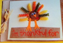 Thanksgiving / by Mary Bannister