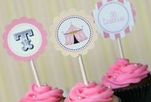 Circus Party Ideas for Girls / by The TomKat Studio