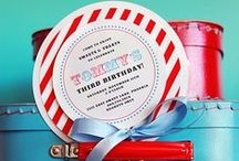 Circus Party Ideas for Boys / by The TomKat Studio