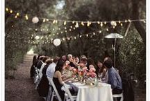 Hospitality / Party planning and hosting are so much fun!