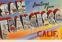 San Francisco / by Dona Novack