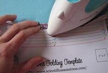Costura - tutoriales / Tutoriales y ayuda de costura