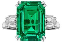 The Bride Wore Emerald / Future wedding planning for my bestie who loves emeralds! <3