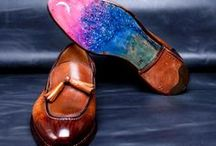 Qaza / Very dope shoes for men... / by Ali Rani