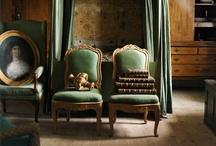 Old World Style / by Dona Novack