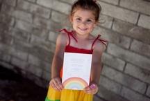 Rainbow Party: Lauren's 5th Birthday