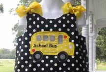 Back to School / by SINGER Sewing Company