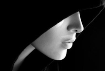 black and white / by nilli vaste