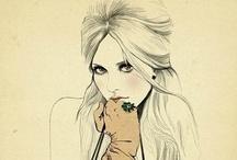 drawings / by nilli vaste