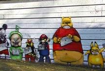 grafitti / by nilli vaste