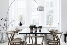 a room to dine for / All the prettiest dining rooms, breakfast nooks and kitchen tables that you ever did see.