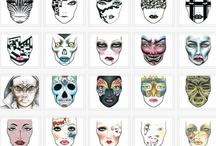 Halloween Makeups / by Kat Automatica