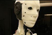 robots / robot też człowiek