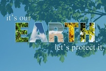 Environment/Earth Day / What can I say...SAVE THE PLANET!  I will never understand how people don't see how this is the most important issue at hand.  God's creation at its finest.  Don't take care of it, we can't survive. Finding ways to take care of it can be good for the country on so many levels.