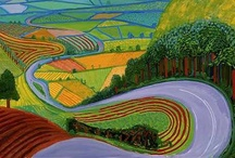 land patterns / by Ruth Hill