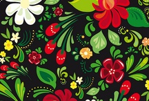 Pattern & Textiles / Attractive pattern & textile imagery.