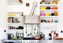 Kitchen and Pantry / by Kimberly Leung