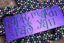 Mardi Gras / Colorful, fun Mardi Gras! / by SINGER Sewing Company