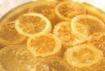 Food: Lemon/Orange--Citrus / by Jan Faulkner