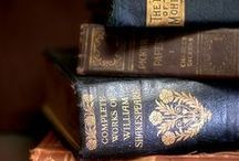 Antique and Vintage Books / by Dona Novack