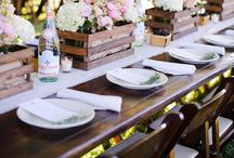 Settings & Tablescapes