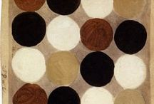 Brown/Black/Cream / by Dona Novack