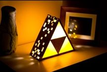 Ocarina etcetera / Merch, fan art, and video game artwork from Zelda.