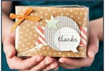 Stampin' Up! Offers and Products / Check out some of my favourite products and the latest special offers from Stampin' Up!  For more information or to order email bekka@feeling-crafty.co.uk