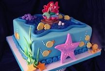 Ariel Party: Lauren's 6th Birthday