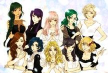 Sailor Moooooooon / #SailorMoon #Moonie / by Kat Automatica