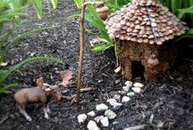 Miniaturas y casa de muñecas / Hadas, casitas de muñecas y otras miniaturas