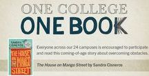 """One College, One Book / The official Rasmussen College Library and Learning Center (LLC) """"One College, One Book"""" board. Every year, Rasmussen College faculty, staff and students at over 20 campuses have the unique opportunity to come together by reading the same book. Follow for what we are reading and learning!"""