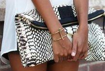 Handbags & Clutches.