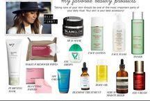 Beauty Products / by Kimberly Leung
