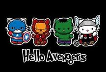 Marvel & DC / #Marvel #DCComics / by Kat Automatica