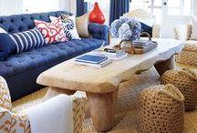 Beach House - Living Spaces