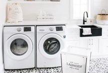 Laundry Rooms I Love
