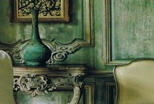 Color... Green / Pantone has named Emerald the 2013 color of the year.  It will be a very interesting year. / by Mona Thompson / Providence Design