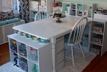 Studio and craft room inspiration