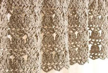 Crochet items and patterns
