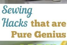 Sewing quick tips