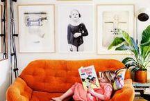Favorite Interiors / by Tonnie Dixon Pearson