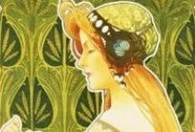 Art Nouveau / by Skylar Mundy