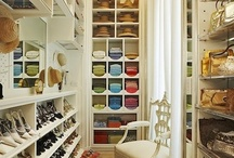 Closets and Dressing Spaces / by Mona Thompson / Providence Design