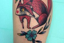 Tattoos / by Reetta Hakonen