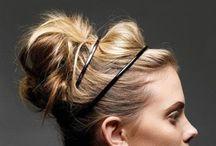Hair ideas / by Brooke Blanchard