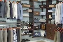 Organize Closets, clothing, shoes Bags / Best Kept Secrets