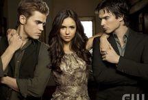 The Vampire Diaries/Originals / by Ashley Willis