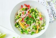 Salads Galore! / by Emily Cain